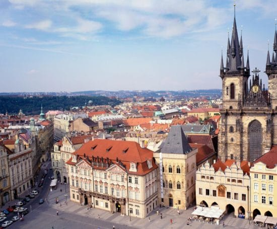 Гранты на обучение в Праге